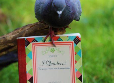 I Quaderni. Un arcobaleno di emozioni.