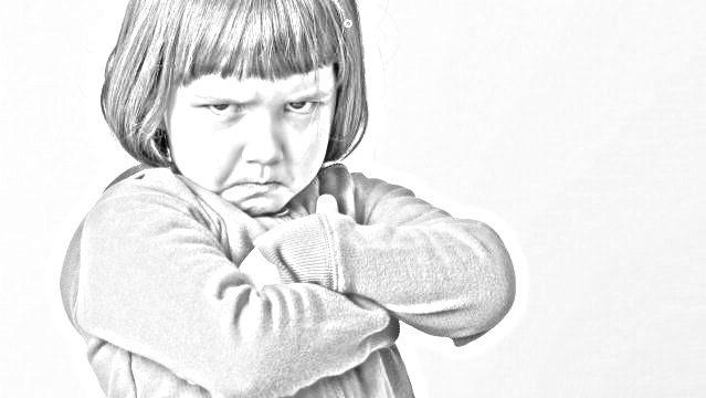 No, no e ancora no! Bambini arrabbiati    –                                                                     Intervista alla Dottoressa De Ponte